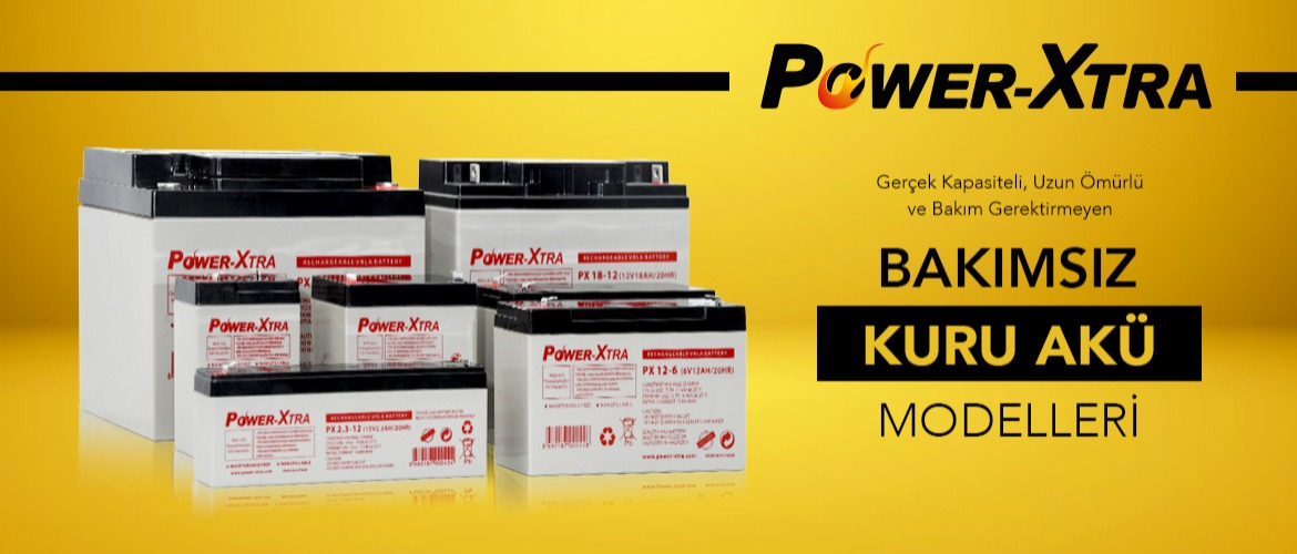 Power-Xtra Aküler