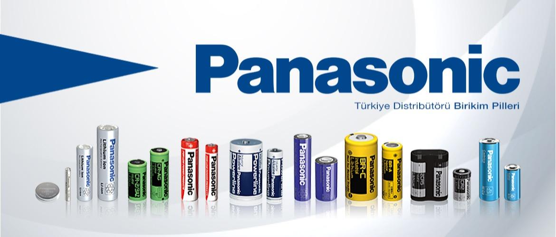 Panasonic Endüstriyel Pil Grubunun Türkiye Distribütörü Birikim Pilleri