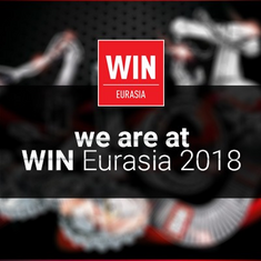 We are at WIN Eurasia Automation 2018 Fair!