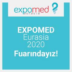 Expomed Eurasia 2020 Fuarındayız!