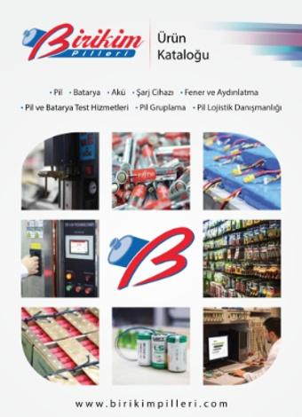 2017 Ürün Kataloğu