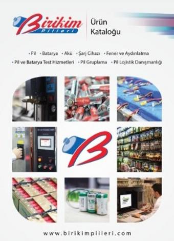 2018 Ürün Kataloğu